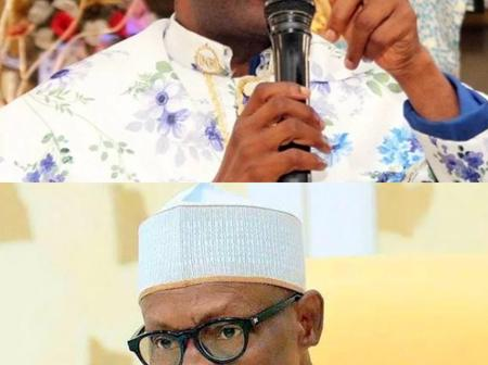 Primate Elijah Ayodele, Reveals Buhari's Weakness As Shown To Him By God. See What He Said.