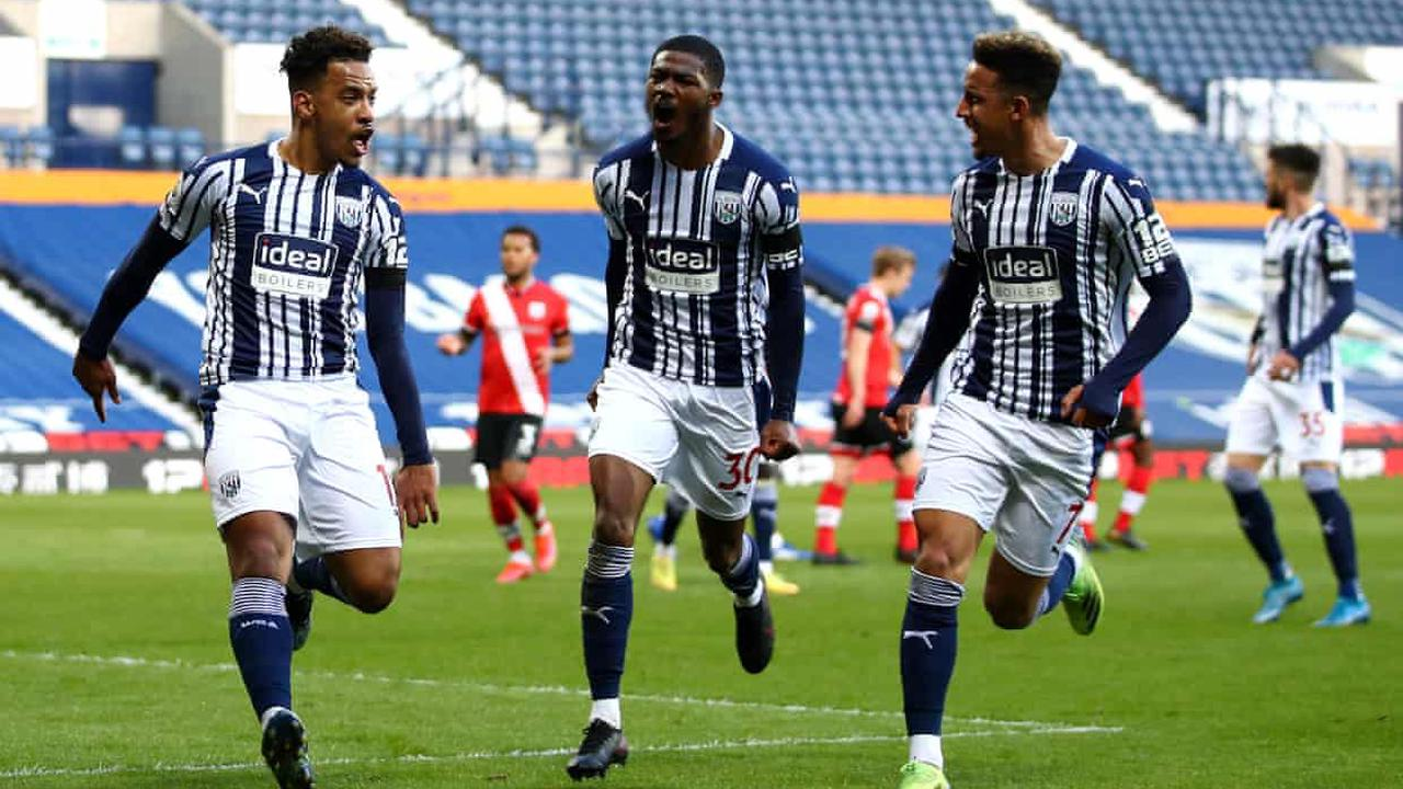 Pereira leads way as West Brom shrug off VAR blow to sink Southampton