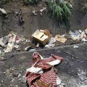 Plateau Dokui : le corps sans vie d'une fillette de 3 ans découvert dans un caniveau