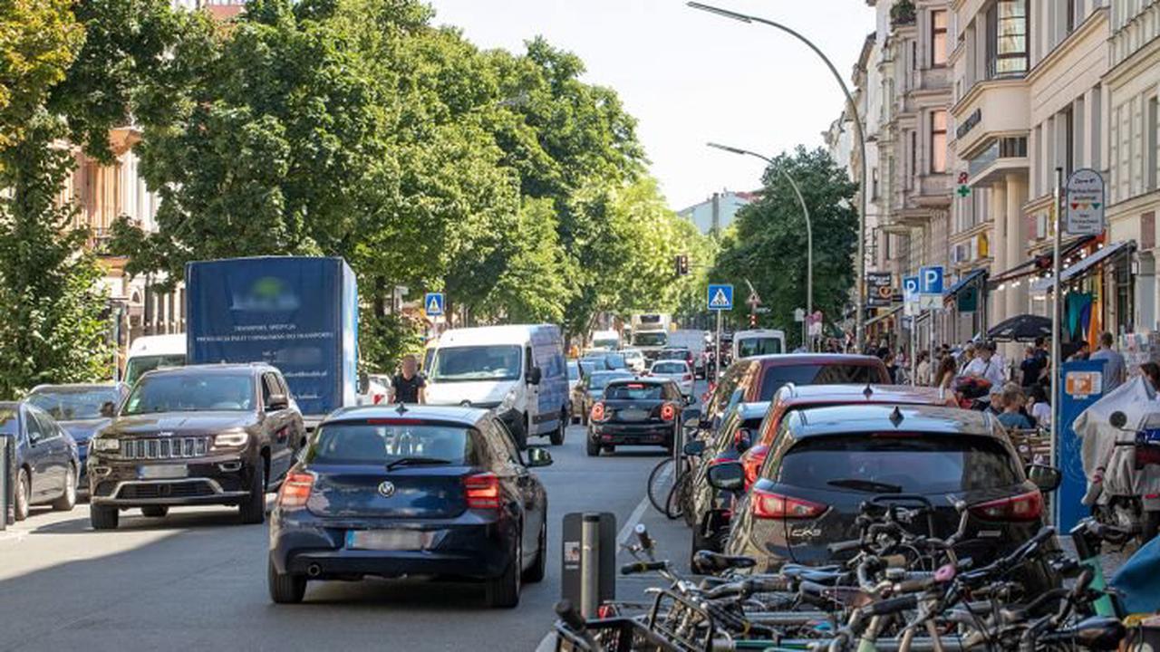 Berliner Bergmannstraße wird Einbahnstraße mit geschütztem Radweg