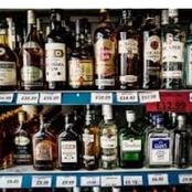 Black markets sells alcohol for triple price than the retailer.