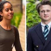Meet Malia Obama's Current British Sweetheart (See Photos)