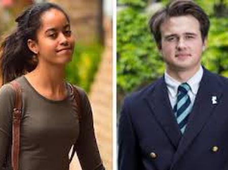 Meet Malia Obama's Current British Sweetheart (See Photos)