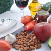 Naturall Foods that Reduces Cholesterol