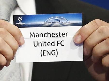 UCL draw, Manchester United could Face Bayern Munich, Juventus and Real Madrid at the group Stage.