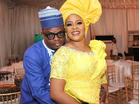 Hours After Shola Kosoko Used 'He Is My Husband' As Caption To Her New Post On IG, Fans React