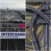 Tanzanian Modern Road Interchange That is Sparking Mixed Reactions -PHOTOS