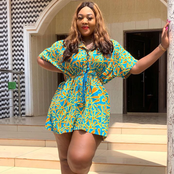 Actress Crystal Okoye Poses In Gorgeous Pictures, Stirs Reactions Online