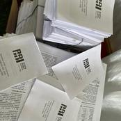 DP Ruto Gets BBI Copies After Writing A Letter To The Government Printer