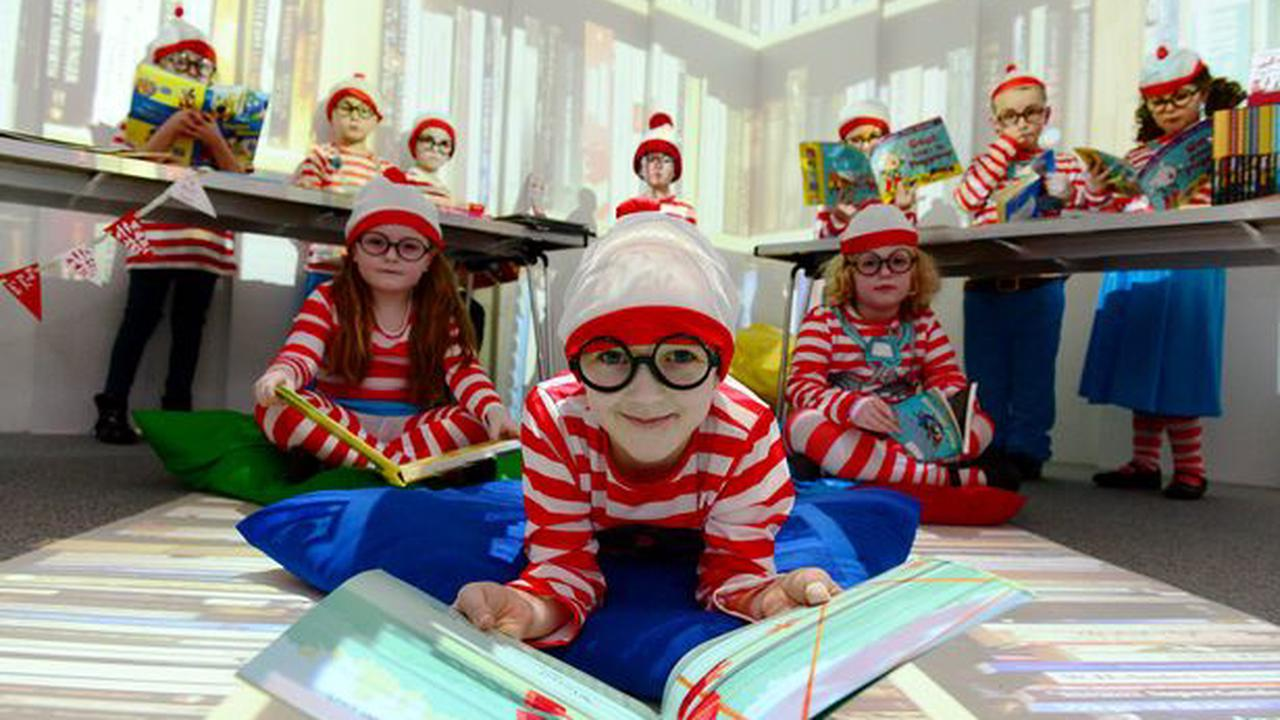 Send us your World Book Day costume photos