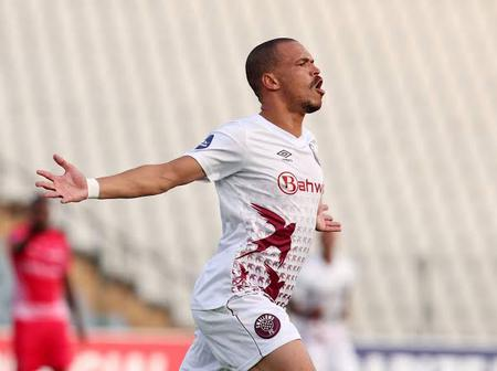 Done deal: Kaizer Chiefs successful records Swallows player on their books.
