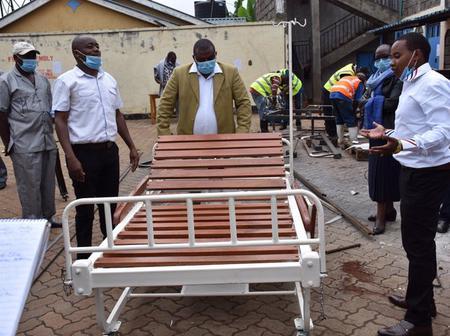 New Mystery Surrounding Gathongo's 500 Hospital Beds Tender