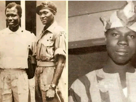 Obasanjo: Story Of Motivation For All Nigerian Youths