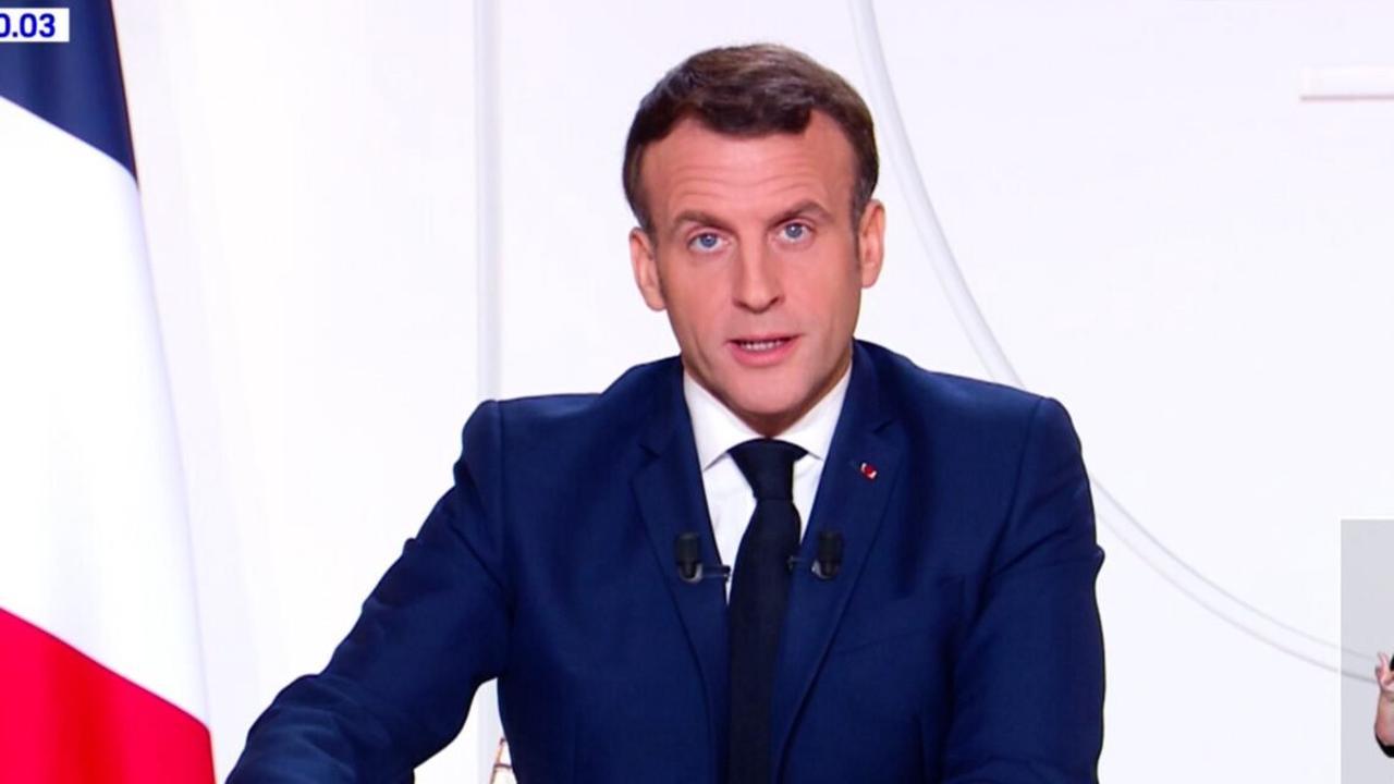 Le QR Code du pass sanitaire d'Emmanuel Macron fuite sur les réseaux sociaux