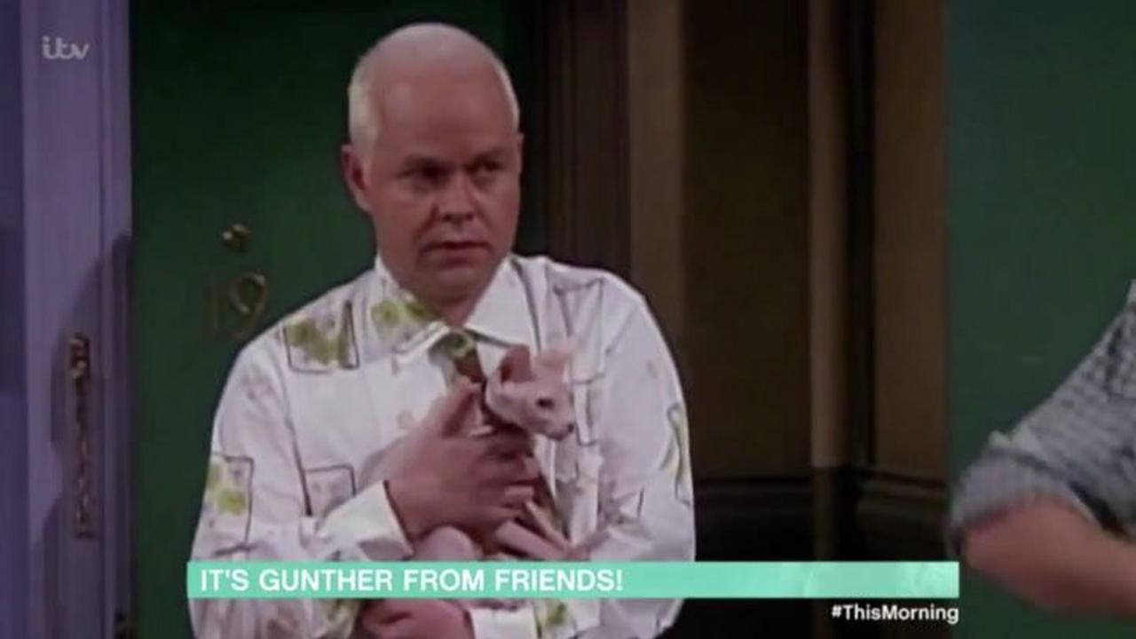 Friends' Gunther James Michael Tyler's manager shares update on star's cancer 'fight'