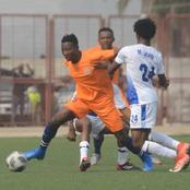 Meet The Top Goal Scorer in The Nigerian Professional Football League (Photos)