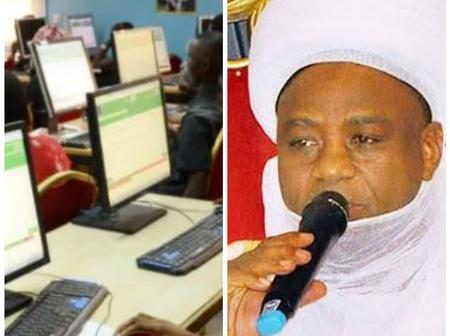 Today's Headlines: JAMB begins UTME Registration, Sultan Tells Muslims To Look Out For The Moon
