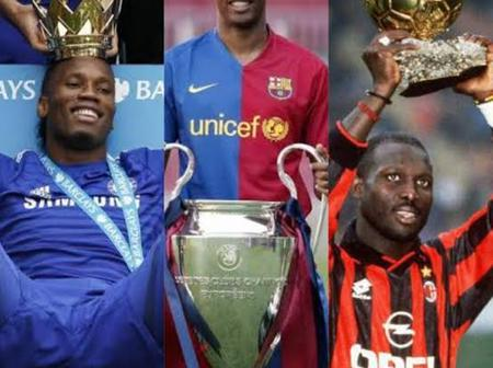 Checkout the African Footballer with the highest number of Trophies