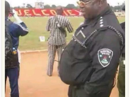 Check Out These 16 Funny Pictures About Nigerian Police That Will Make You Laugh
