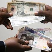 Naira Crashes Against Dollar To A New Low Of N500/$1 In The Black Market, See Reasons