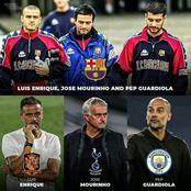 See Five Famous managers that played for or coached Barcelona