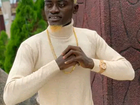 See The Top Four Funny Actors In Ghana.