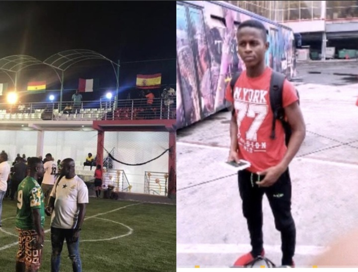 efd87dbea7964caebe7e10881d0d62f3?quality=uhq&resize=720 - Sad News: Young Talented Ghanaian Footballer Reported Death After Sustaining A Head Injury - Details
