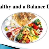 What a Healthy Balanced Eating Plate Should Look Like