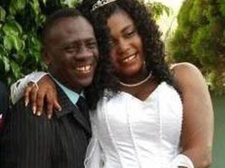Meet The Wife Of The Funniest Man In Ghana