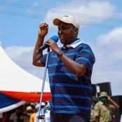 ODM Party Official Takes Blames at Police Officers Over Ugly Scenes Observed During the By-elections