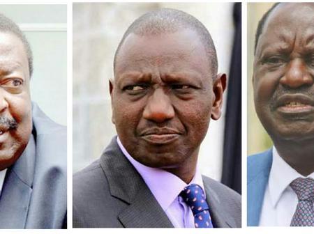 Mudavadi, Raila, Ruto race against Time to Win This Female Mt Kenya Politician as their Running Mate