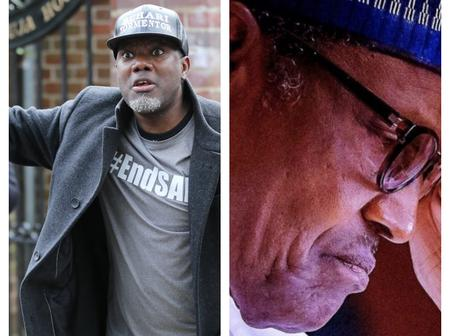 Buhari And His Family Should Leave Us Alone And Stay In UK - Reno Omokri Blows Hot