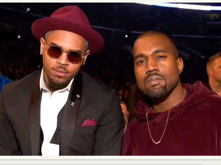 Kanye west gifts Chris Brown $120,000 truck