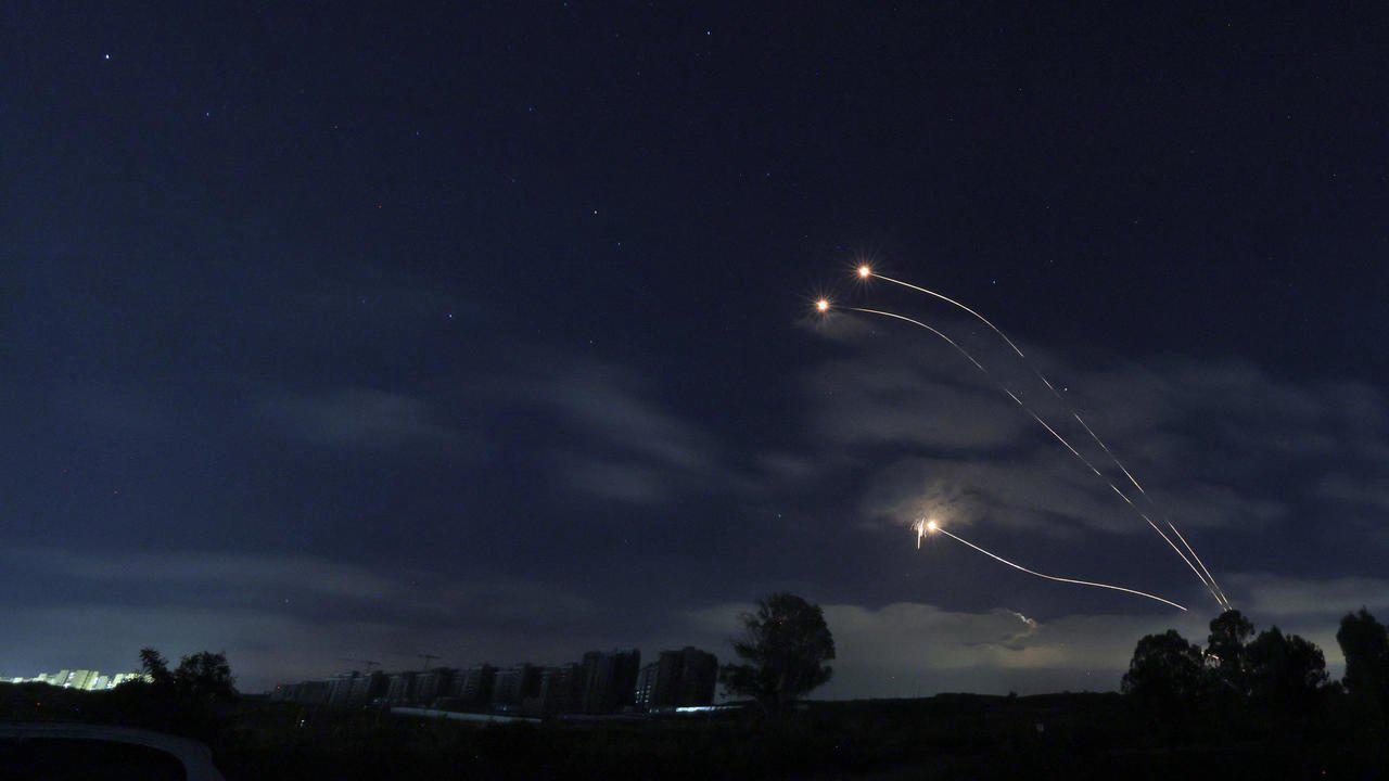 Three rockets launched at Israel from Lebanon, no damage, says Israeli military