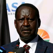 Raila Receives A Powerful Message From Kang'ata After Mt Kenya Gets A New Kingpin