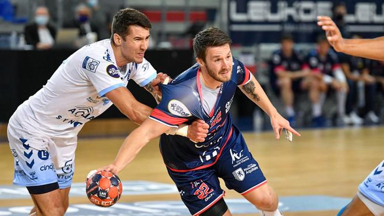 Handball - Vainqueur face à Chartres, le Limoges Handball s'est redonné du baume au coeur