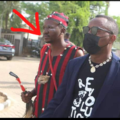 Omoyele Sowore goes to Abuja court with an alleged Native doctor [Photos]