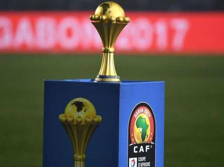 Football: Check Out Some Countries That Have Qualified For The 2022 AFCON