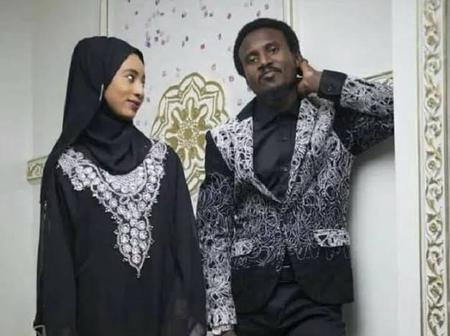 Check Out Lovely Photos Of Kannywood Singer, Naziru Sarkin Waka, His Wives And Children