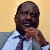 Raila Gifted By Narok Delegates