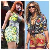 Nicki Minaj, Beyonce And Other American Stars Rocking Ankara (Photos)