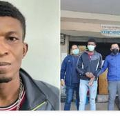 Nigerian Man Arrested In Thailand For Overstaying His 60-day Tourist Visit By Seven Years.