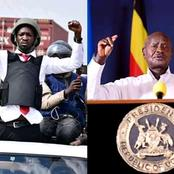 Bobi Wine's Request to the Goverment as he Unveils List of Alleged Abducted NUP Supporters