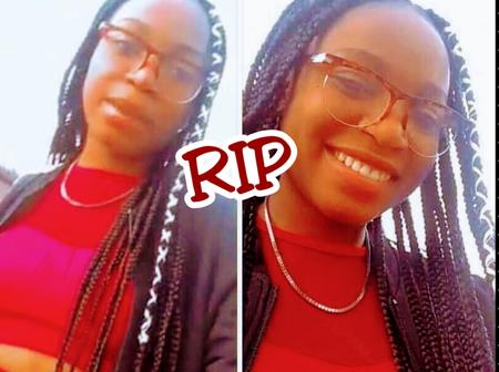 Precious' Body Was Found Dead Inside A Gutter, See Why People Assumed That She Was Killed And Dumped