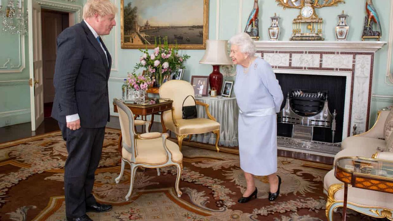 Boris Johnson gets first face-to-face weekly meeting with Queen after 15-month hiatus