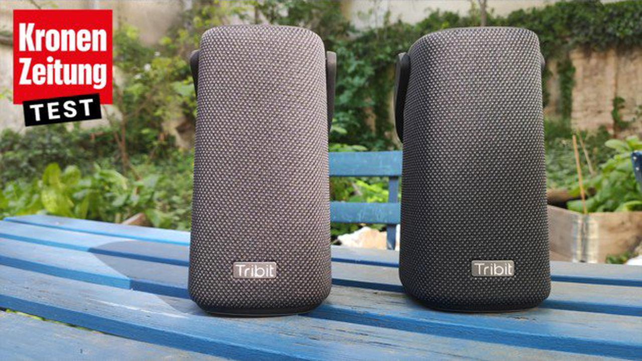 Tribit Stormbox Pro: Eine Handvoll guter Sound