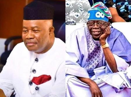 Opinion: Between Akpabio And Tinubu: Who Would Clinch The APC Ticket For Presidency In The South?