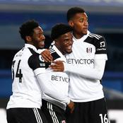 Fulham Defender Adarabiyio Snub Nigeria To Fight For A Spot In England Squad For Euros