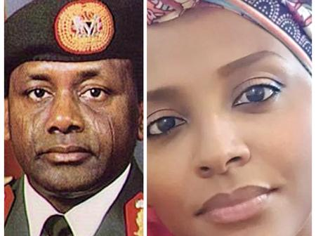 More Photos of Abacha's Daughter Who Married a Nigerian Governor Recently