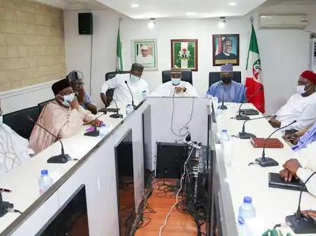 2023: PDP Governors Reportedly Disagree Over Committee No-Zoning Report Alledg Plot to Favour Atiku